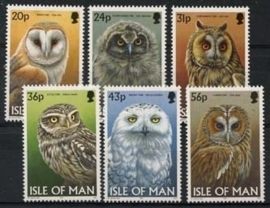 Isle of Man, michel 709/14, xx