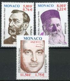 Monaco, michel 2566/68, xx
