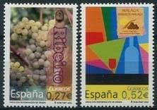 Spanje, michel 3986/87, xx