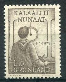 Groenland, michel 115, xx