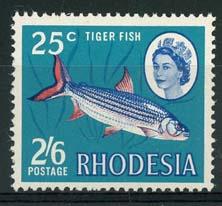 Rhodesie, michel 78, xx