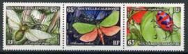 N.Caledonie, michel 1102/04, xx