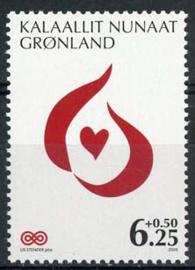 Groenland, michel 532, xx