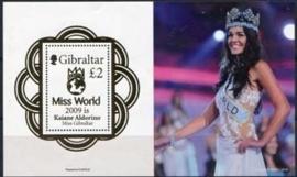 Gibraltar , michel blok 94 , xx