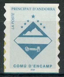 Andorra Fr., michel 506, xx