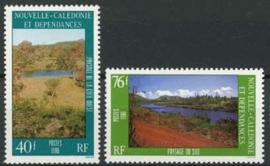 N.Caledonie, michel 791/92, xx