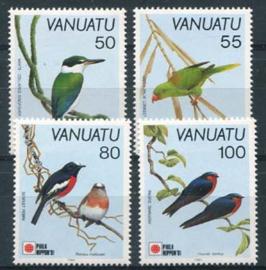 Vanuata, michel 870/73, xx