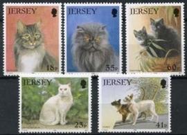 Jersey, michel 645/49, xx