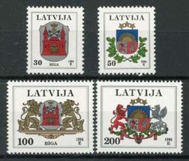 Letland, michel 389/92, xx
