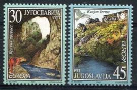 Joegoslavie, michel 3031/32, xx