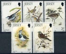 Jersey, michel 563/67, xx