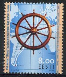 Estland, michel 480, xx