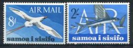 Samoa, michel 135/36, xx