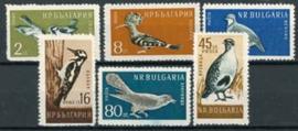 Bulgarije, michel 1116/21, xx