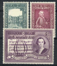 Belgie, obp 987/89, xx