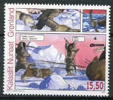 Groenland, michel 536, xx