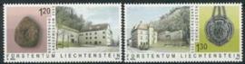 Liechtenstein, michel 1319/20, xx