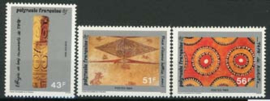 Polynesie, michel 527/29, xx