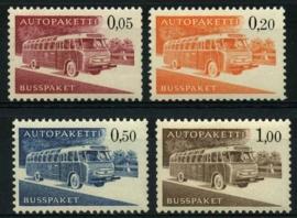 Finland, auto pakket michel 10/13x, xx