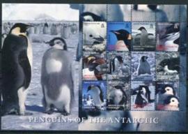 Br.Antarctic Terr., michel kb 422/33, xx