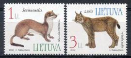 Litouwen, michel 790/91, xx