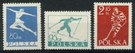 Polen, michel 831/33, xx