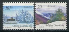 Joegoslavie, michel 3246/47, xx