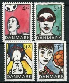 Denemarken, michel 1331/34, xx