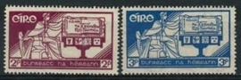 Ierland, michel 65/66, x