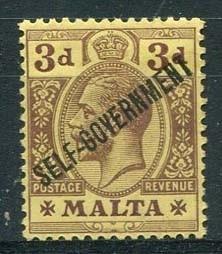 Malta, michel 71, x