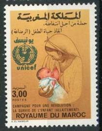 Marokko, michel 1142 , xx