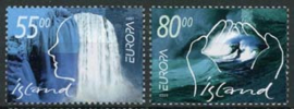 IJsland, michel 981/82, xx