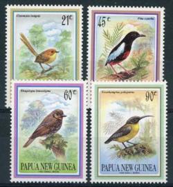 Papua N.Guinea, michel 781/84, xx