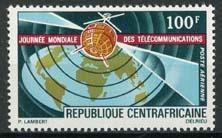 Centrafricain, michel 239, xx