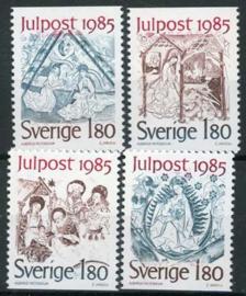 Zweden, michel 1360/63, xx