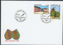 Luxemburg, FDC michel 1524/25,