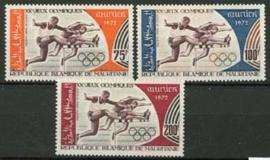 Mauretanie, michel 438/40, xx