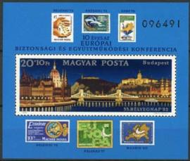 Hongarije, michel blok 159 A, xx