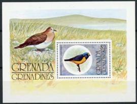 Grenada Gren., michel blok 17, xx