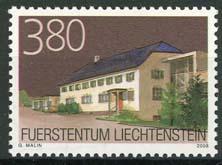 Liechtenstein, michel 1501, xx