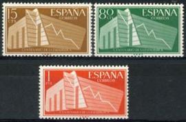 Spanje, michel 1093/95, xx