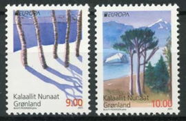 Groenland, michel 578/79, xx