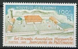 N.Caledonie, michel 862, xx