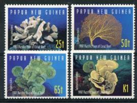 Papua N.Guinea, michel 804/07, xx