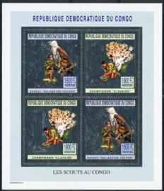 Congo (K) , michel blok 195 A, xx