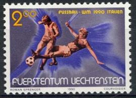Liechtenstein, michel 987, xx