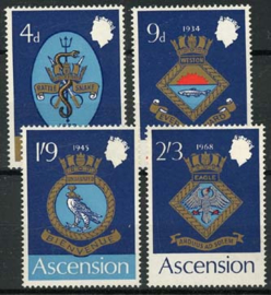 Ascension, michel 126/29, xx