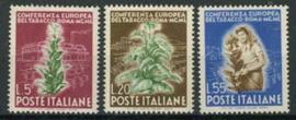 Italie , michel 802/04, xx