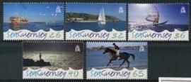 Guernsey, michel 1053/57 , xx