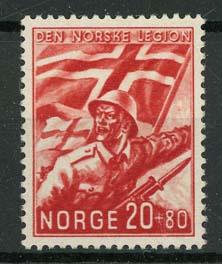Noorwegen, michel 236, xx